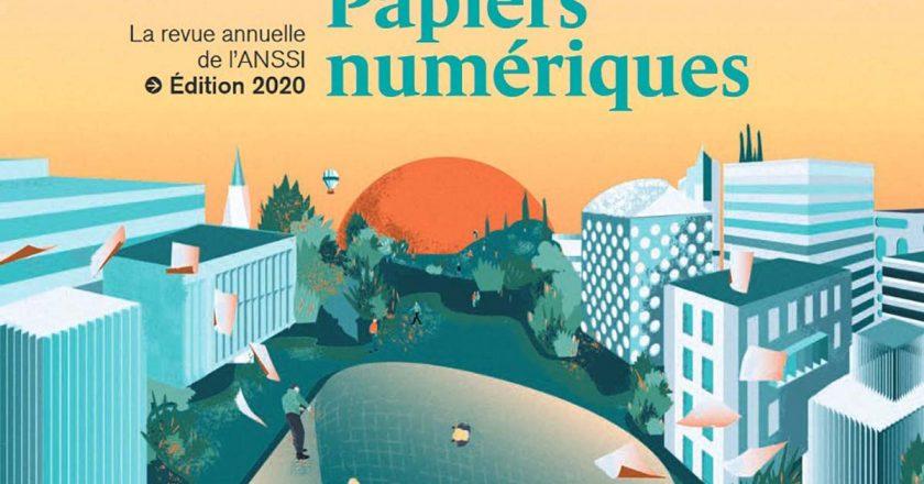 L'ANSSI lance sa revue annuelle 2020 sous forme numérique