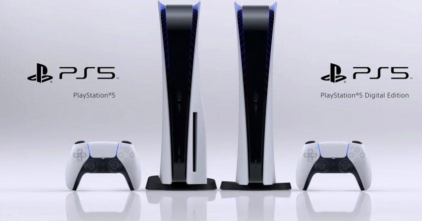 La Playstation 5 se dévoile